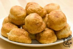 Tuna Bakes – Fried Dumplings from Dominica