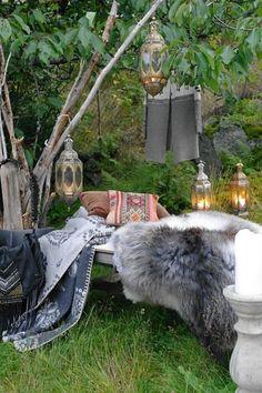 Lanterns & Furs