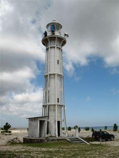 Capão da Marca lighthouse [1849 - Tavares, Rio Grande de Sul, Brazil]