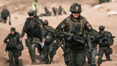 Canadian-led NATO battlegroup in Latvia targeted by pandemic disinformation campaign Canadian Soldiers, Canadian Army, Drink Bleach, Broadcast News, Military Training, Army Soldier, Foreign Policy, Conspiracy Theories, Armed Forces