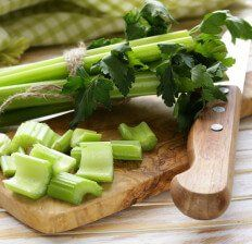 benefits of celery