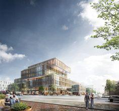 Galería - Arkitema diseña nuevo edificio cívico en Dinamarca - 7