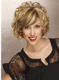 wavy curly bob hairstyles - Google Search