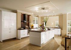 häcker-musterküche große, gemütliche landhausküche, echtholz ... - Landhauskchen Mediterran