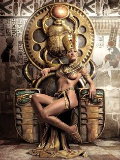EGYPTIAN QUEEN OF THE 1019 PROPHECY. Jeffrey Scott 1019 photography.