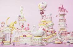 Cake editorials