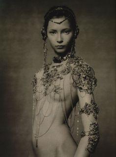 Vogue Italia: The Poetic Spirit