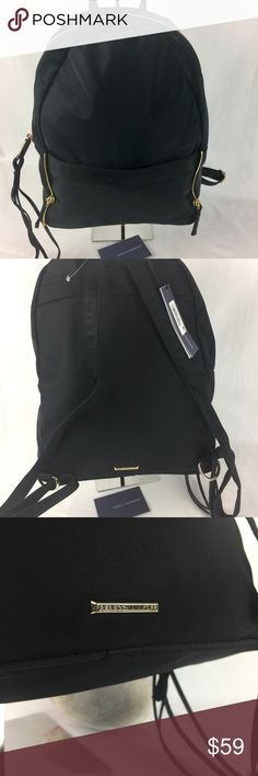 "REBECCA MINKOFF Lola Nylon Backpack Condition:  New with tag. Missing cross body bag on front.   Top handle, adjustable backpack straps.  Zip closure; lined.  12""L x 4""W x 13""H; 4"" handle drop.     Thank you for your interest! No Trades please. Rebecca Minkoff Bags Backpacks"