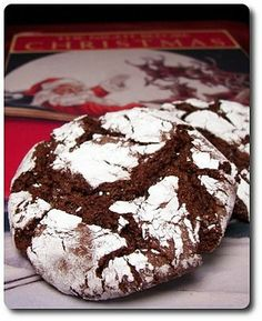 Espresso Crinkles (1) From: Dessert Culinary, please visit