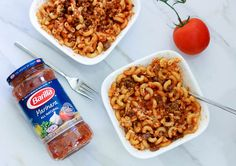 Better-For-You Pasta