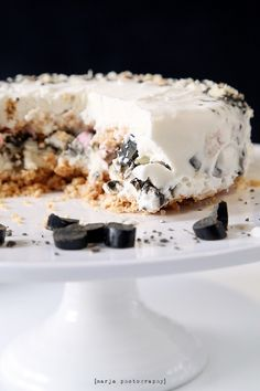 ice cream cake with licorice13