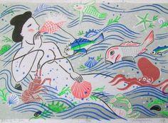 Bliss of the Sea I - Mayumi Oda