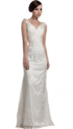 Buy Great Gatsby Inspired Wedding Dresses for Your Retro Art Deco Wedding
