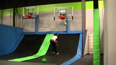 Trampoline Zone, Bellingham This is a great rainy day or get your wiggles out kind-of place. Lots of fun challenges and games to join in.