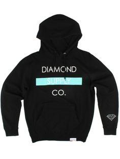 Diamond supply co. Hoodie . DigitalThreads.co