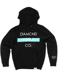 Diamond supply co. Hoodie . DigitalThreads.co