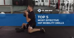 The hips are a common area that clinicians, strength coaches, and even athletes and patients have complaints of immobility or tightness. Hip mobility is an important area for mobility in order to decrease the stress and strain on the lumbar spine, knees, or other areas of the kinetic chain to have to compensate for. Lack