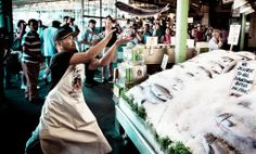 World Famous Fish Market in Seattle, WA | Pike Place Fish Market · Fresh, Sustainable Seafood Shipped Straight to Your Door!