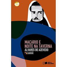 Livro – Macário e Noite na Taverna - http://batecabeca.com.br/livro-macario-e-noite-na-taverna-americanas.html