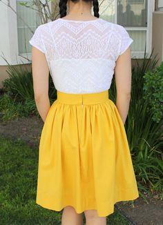 DIY BHLDN Yarrow-In-Flower Dress(Cation Designs)
