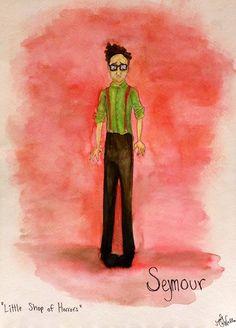 Costume Design: Little Shop of Horrors on Behance