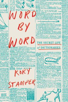 Do you love words? Word by Word: The Secret Life of Dictionaries by Kory Stamper is a must read as it goes behind the dictionary and breaks down that hidden world that shapes language for us.