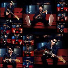 Bruno Mars- love his music!!!