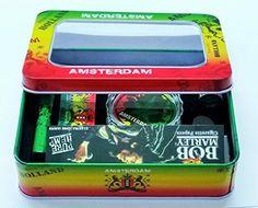 AMSTERDAM - SMOKING GIFT SET BY MAKBROS