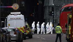 Estado Islâmico reivindica autoria do atentado em Londres. O grupo jihadista Estado Islâmico (EI) assumiu a autoria do atentado cometido no centro de Londre