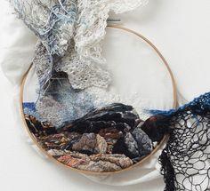 Bordados como você nunca viu – Industria Textil e do Vestuário - Textile Industry - Ano IX