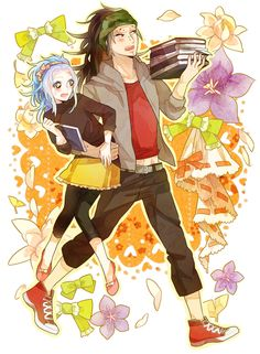 fairy tail gajeel and levy | Gajeel x Levy - Fairy Tail - PsychoParade - Photos - Club Ados.fr