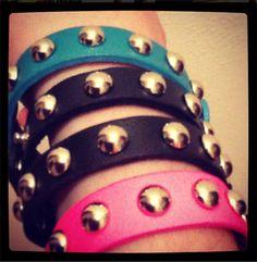 bracciali con borchie #colours #bracciali #news #lucy #montecatiniterme #summer