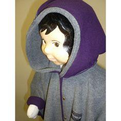 PonchoMixte Convient à un enfant de 2,3 ou 4 ans Envergure 88 cm