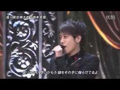 嵐Arashi生歌 迷宫ラブソング FNS歌謡祭 - YouTube