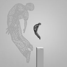 Image result for dramatic shadow on sculpture