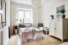 Creating an environment that's perfect for resting doesn't have to cost a fortune. We share some of our favorite bedrooms styled with findings from IKEA.