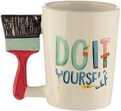 Travel Mug, Mugs, Tableware, Style, Flower Of Life, Coffee Mug, Coffee Cups, Brushes, Letters