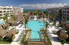 Paradisus Playa del Carmen, La Perla, Riviera Maya...2014 Vacation Destination...CANNOT WAIT!