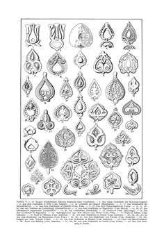 Free Clip Art and Digital Collage Sheet - Magyar Ornament Types Of Embroidery, Embroidery Patterns, Beading Patterns, Chip Carving, Pattern Pictures, Ethnic Patterns, Ornaments Design, Painting Lessons, Stencil Designs