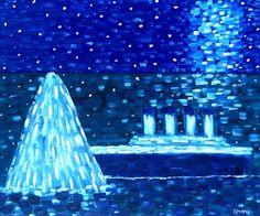 "Saatchi Online Artist Patrick J Murphy; Painting, ""TITANIC"" #art"
