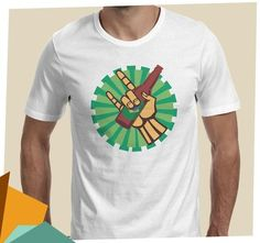 0b07290b1cc Camiseta Masculina Kombreja Brazuca Men s T Shirts