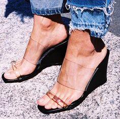 Maryam Nassir Zadeh dream shoes.