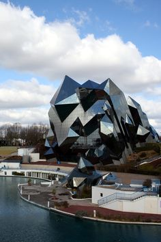 Futuroscope de Poitiers, France