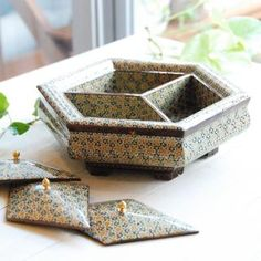 Jewelry Box - Persian Marquetry | BECKYSON ベッキーソン