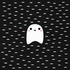 Poster | GHOST von Elisabeth Fredriksson | more posters at http://moreposter.de