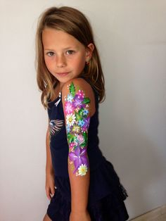 Face Painting Designs, Paint Designs, Henna Paint, Arm Art, Graffiti Painting, Painting For Kids, Cute Designs, Artist At Work, Face And Body