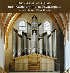 Die Grenzing-Orgel der Klosterkirche Maulbronn [Import allemand]