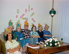 """ibelieveinsasquatch: """"Happy New Year. Vintage Birthday, Vintage Party, Funny New Year, Happy New Year, Birthday Greetings, Birthday Wishes, Birthday Memes, Martin Parr, Good Old Times"""