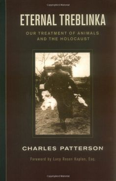 Eternal Treblinka: Our Treatment of Animals and the Holocaust by Charles Alter Wiener highly recommends this book for one to read and learn.  Mr. Wiener attributes his good health to a plant-based diet.  Patterson,http://www.amazon.com/dp/1930051999/ref=cm_sw_r_pi_dp_zhqDsb1F51GPAVEB