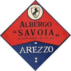 Arezzo - Albergo SAvoia